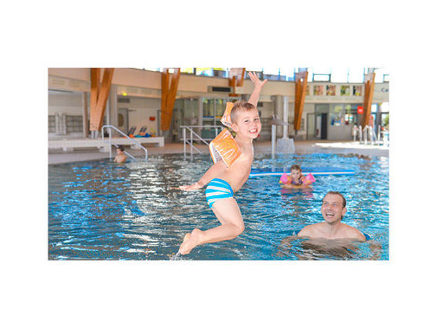 Bild von Kinderschwimmkurs